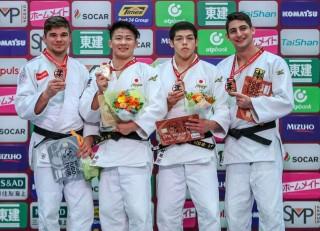 Eduard Trippel gewinnt Bronze beim Grand Slam in Osaka