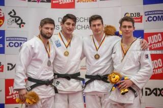 Eduard Trippel zum dritten Mal in Folge Deutscher Meister