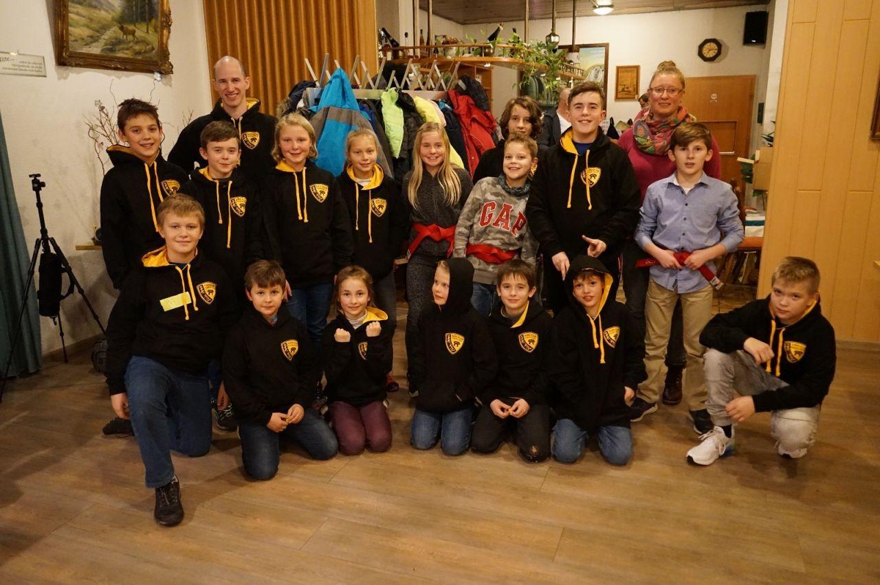 JRC-Jugend 65-Jahre Jubiläumsfeier