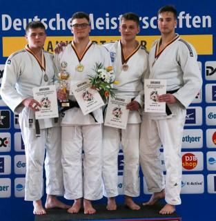 Bronze für Nils Faßmann bei der U21 DM