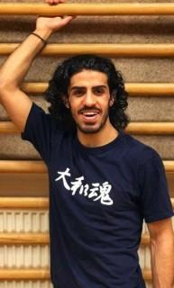Neuzugang Shugaa Nashwan im ZDF Portrait