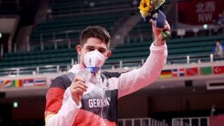 Eduard Trippel gewinnt Silber bei den Olympischen Spielen in Tokio