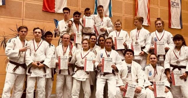 U18 Jungs in der KG mit Kim Chi Wiesbaden beim hessischen Jugendpokal erfolgreich