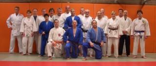 Die Judo Breitensportgruppe in 2009